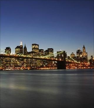 New York (Image: BBC)