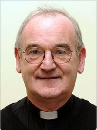 The Right Reverend George Stack