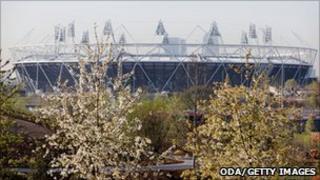 Olympic stadium (Image: ODA/Getty Images)