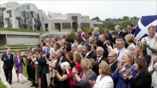 SNP parliamentary group