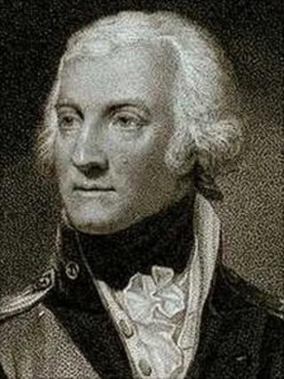 Sir John Borlase Warren, 1st Baronet