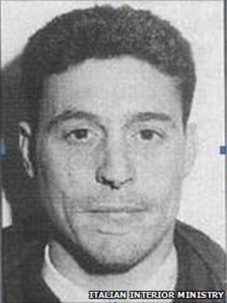 Giuseppe Dell'Aquila (archive photo from Italian interior ministry website)