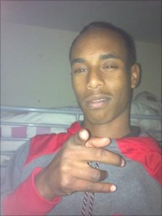 Mohamed Abdi Farah