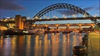 River Tyne