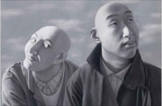 Fang Lijun, Series 1, No. 5