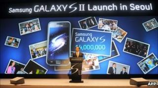 Launch of Samsung products