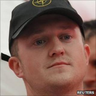 EDL founder Stephen Lennon