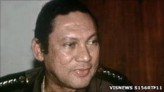 Manuel Antonio Noriega (1984)