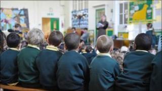 School assembly (generic)