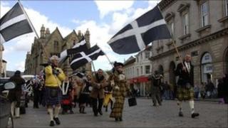 The Cornish Language Partnership claim fewer than 500 people worldwide are fluent in the language.