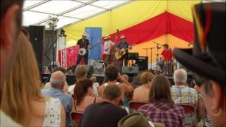 Sark Folk Festival 2010