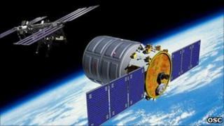 Cygnus (Orbital)