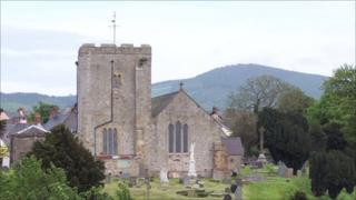 St Mary's, Rhuddlan