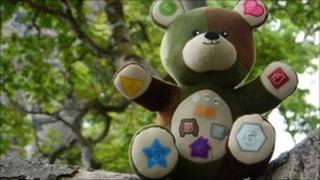 Gaelic teddy
