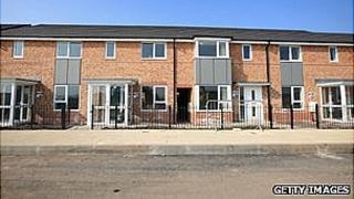 Liverpool new build houses