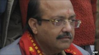 Amar Singh, Indian MP