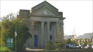 Sion Methodist Church in Jersey