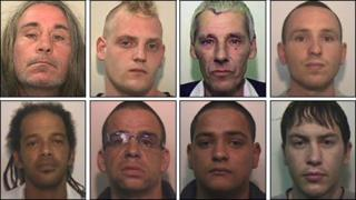 Eight jailed over riots in Manchester and Salford