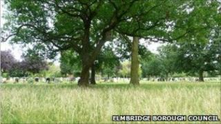 Long Ditton cemetery