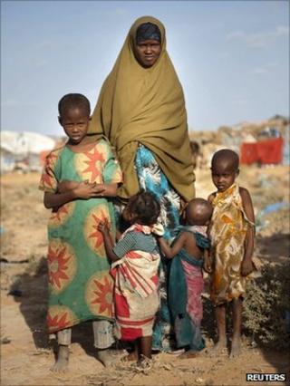 Somalia refugees