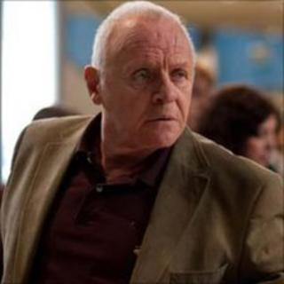Sir Anthony Hopkins in 360