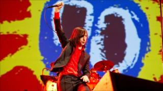 Primal Scream in concert