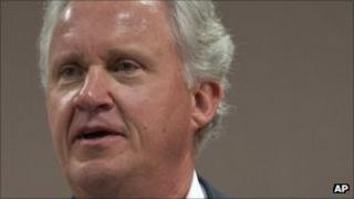 General Electric's Jeff Immelt