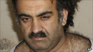 File picture of Khalid Sheikh Mohammed