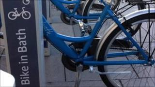 Bike in Bath scheme