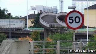 Anderston's 'bridge to nowhere'