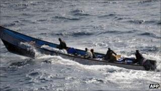 Pirates in Somalia
