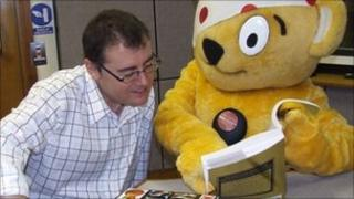 Stephen Foster and Pudsey