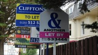 Lettings boards