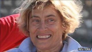 Marie Dedieu (file image)
