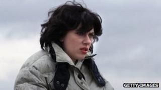 Scarlett Johansson in Glencoe