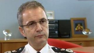 South Wales Police chief constable Peter Vaughan is happy to keep the limit to 70mph