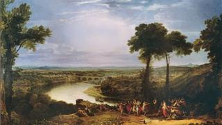The Festival of the Opening of the Vintage at Macon exhibited 1830, oil on canvas. © Sheffield Galleries & Museums Trust