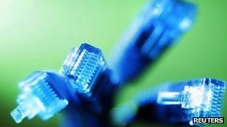 Internet LAN cables