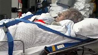 Injured nursery home resident in Sydney