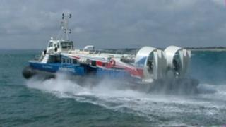 Southsea's hovercraft