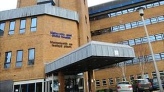 Singleton Hospital's maternity unit