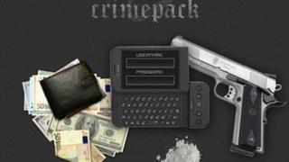 Crimepack exploit pack promotional material