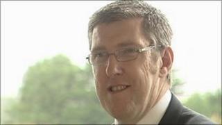 Education Minister John O'Dowd