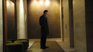 Michael Fassbender as Brandon in Shame