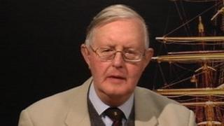Gordon Wilson was leader of the Scottish National Party in the 1980s