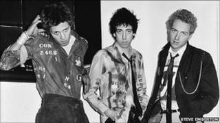 The Clash by Steve Emberton