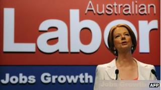 Julia Gillard at Australian Labor party conference, 2 December 2011