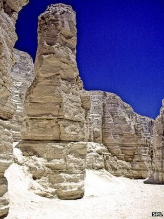 Dead Sea deposits