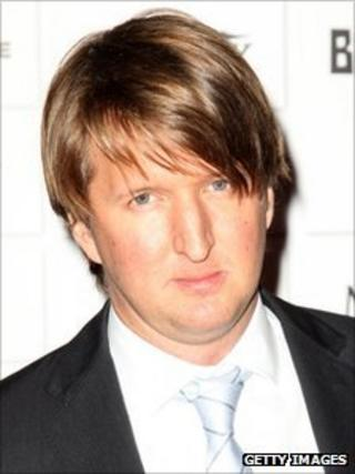 Tom Hooper attends The Moet British Independent Film Awards 2011