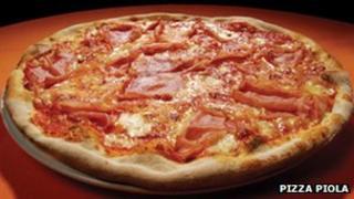 Pizza (Photo: Courtesy Piola restaurant)